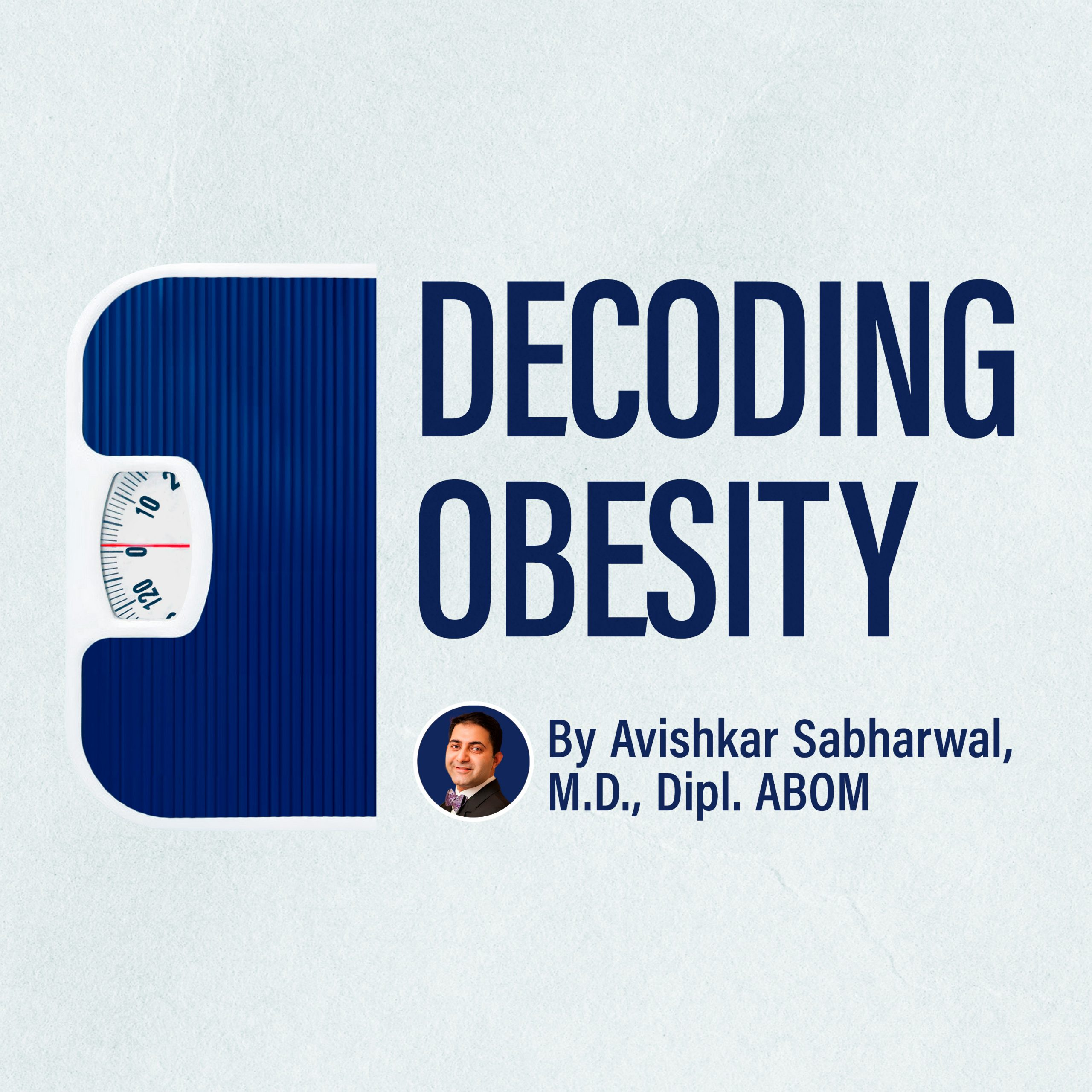 Obesity And Weight Loss Podcasts - cover